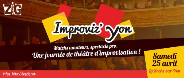 IMPROVIZ'YON